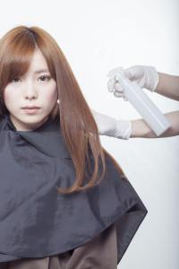 綺麗な髪色