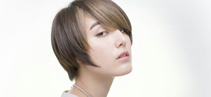 銀座カロンカラーリング悩み白髪黒髪明るい白髪染め髪質改善