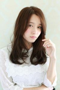 銀座カロンカラーリング明るい白髪染め髪質改善