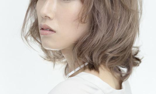 銀座カロンカラーヘアカラーグレイカラー悩み白髪明るい白髪染め髪質改善